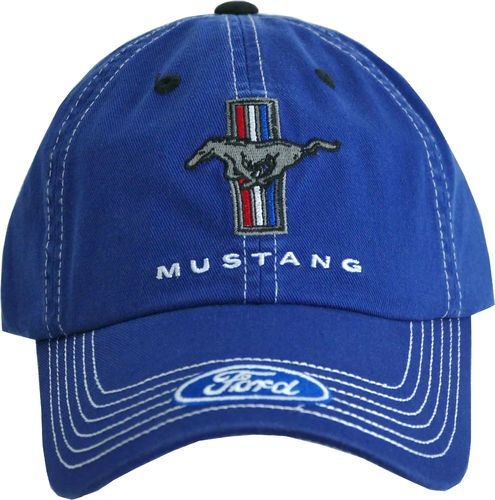 Ford Mustang Cap / blues