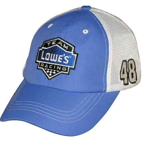 Lowes, # 48 Jimmie Johnson