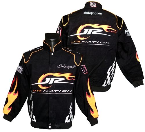 JR Nation - Dale Earnhardt jr. jacket