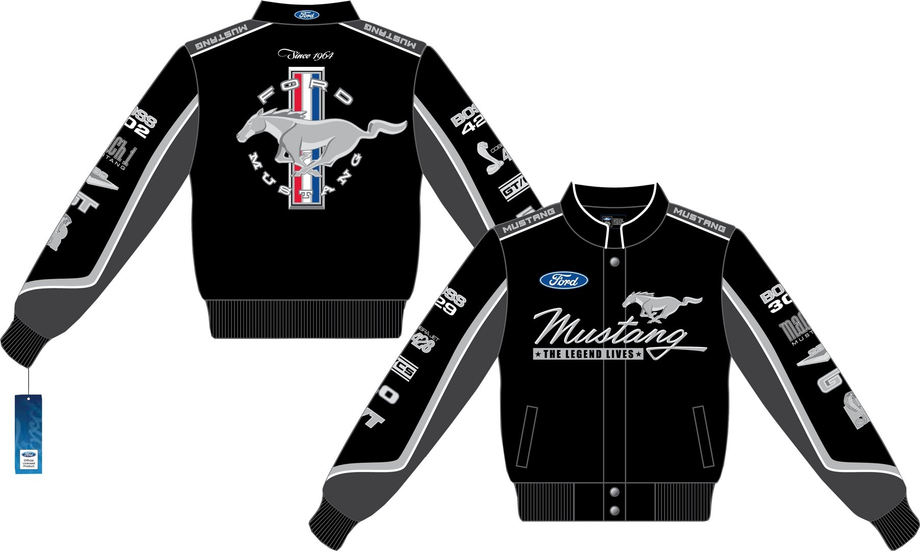 Mustang ladies jacket