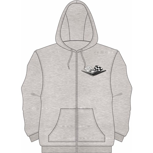 Sting Ray Sweatshirtjacke