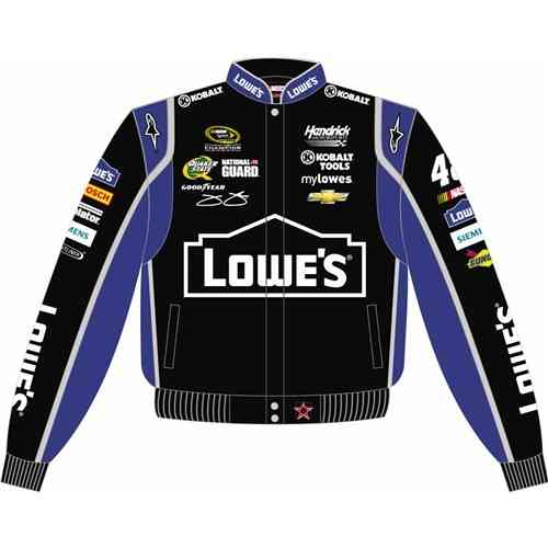Lowes , # 48 - Jimmie Johnson