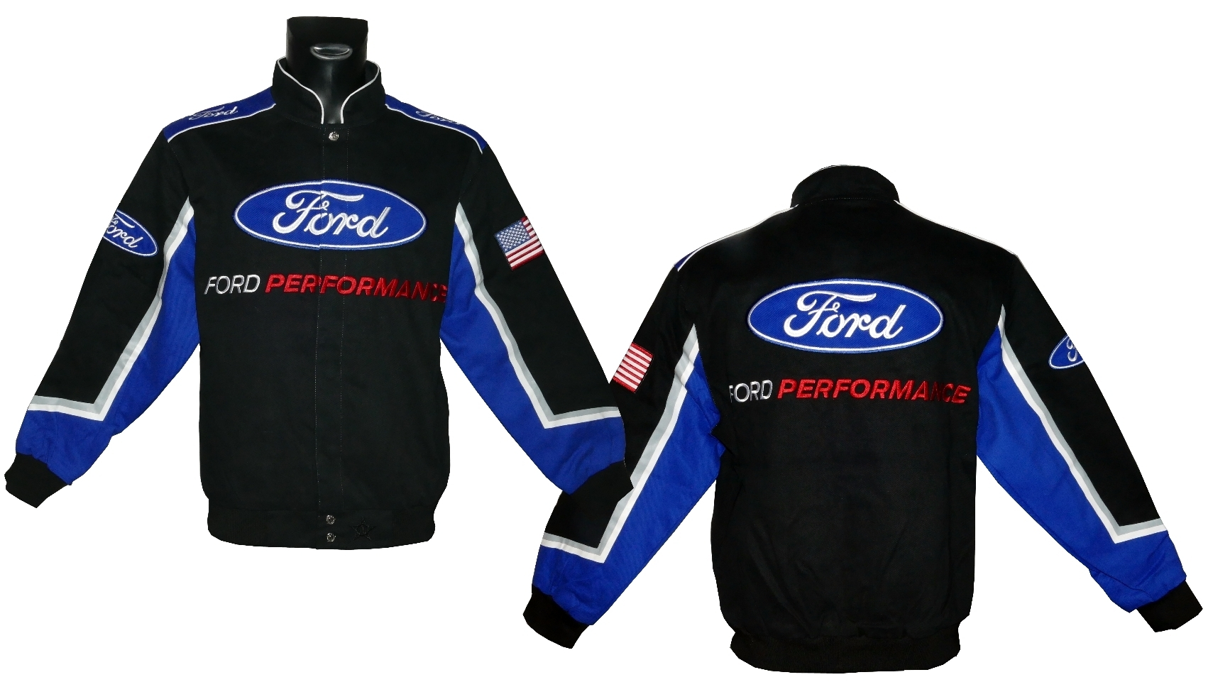 check out d5251 566c3 Ford Performance jacket