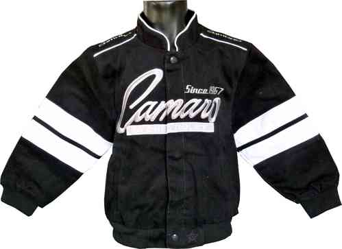 Camaro kids jacket