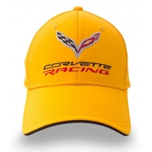 "Corvette C7 Cap ""Gold"""