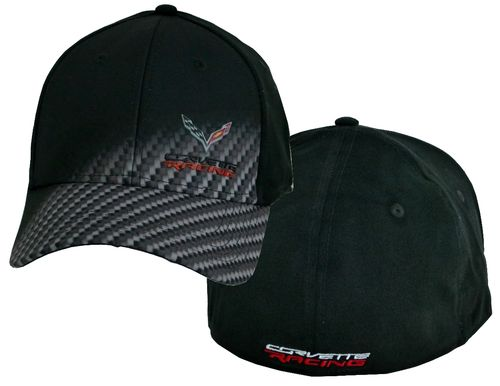 "Corvette Racing Cap - ""Carbon"""