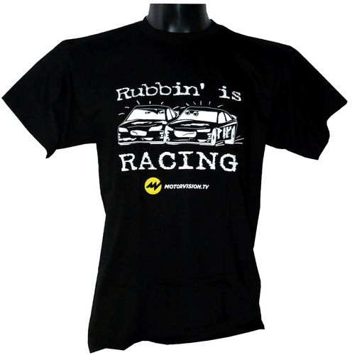 Rubbin` is racing - schwarz