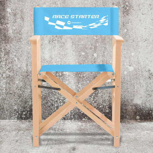 Chair for racefans