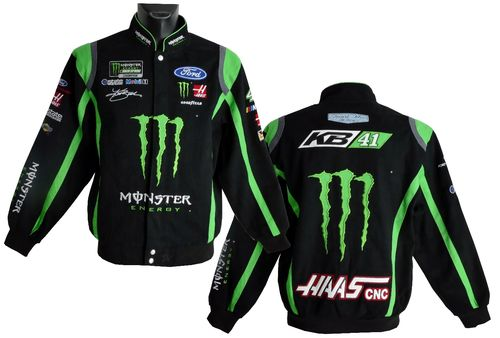 Monster Energy ,  # 41 - Kurt Busch