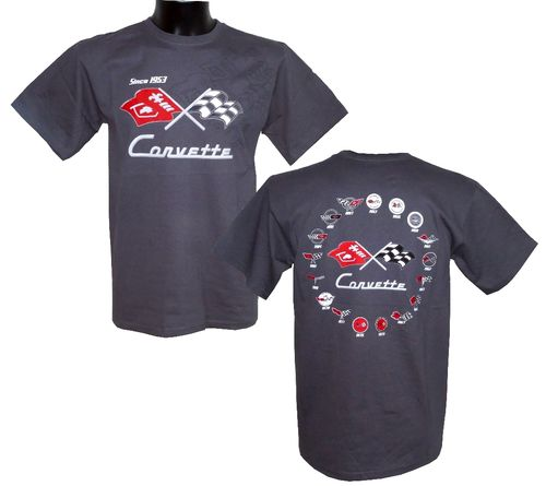 Covette T-Shirt Collage choral