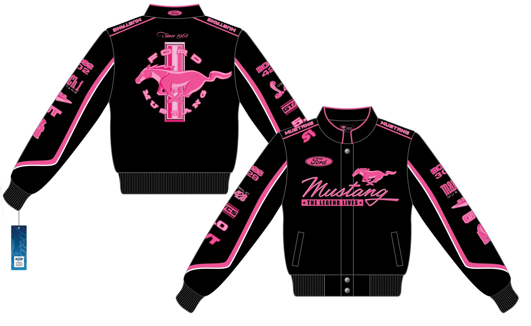 Mustang ladies jacket - colour edition