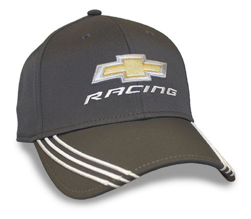 Chevy Racing Cap - anthrazit