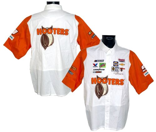 Chase Elliott - Hooters pit shirt