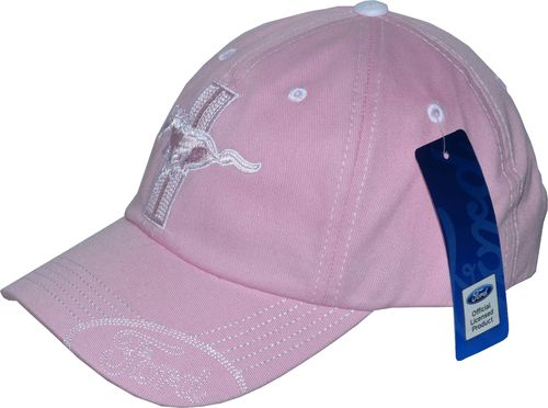 Mustang Cap for Ladies