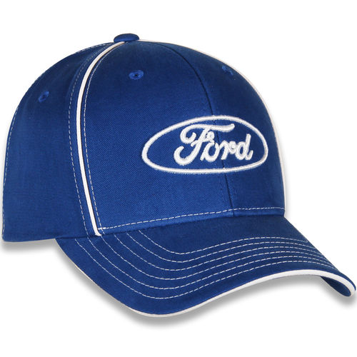 Ford Cap - blue - Baseballcap in the colours of Ford - US- import