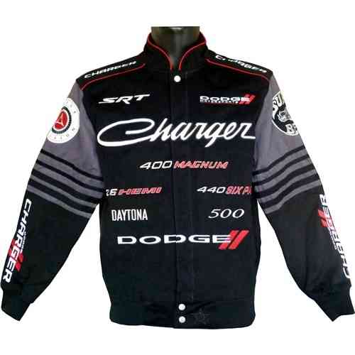 Dodge Charger jacket