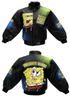 Spongebob - Kinderjacke in Kunstleder !