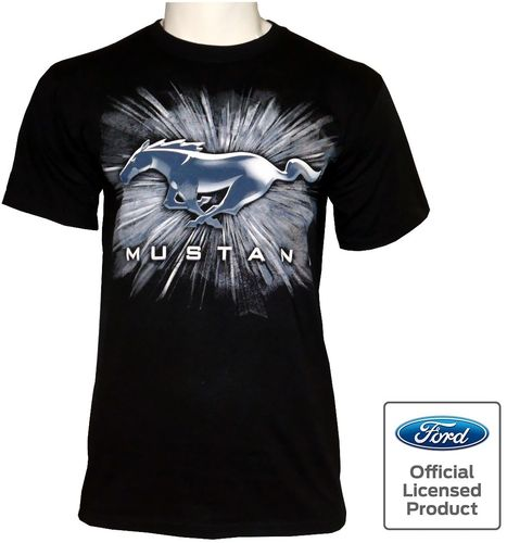 "Mustang T-Shirt ""Running Pony"""