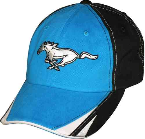 "Mustang Cap ""royal"""