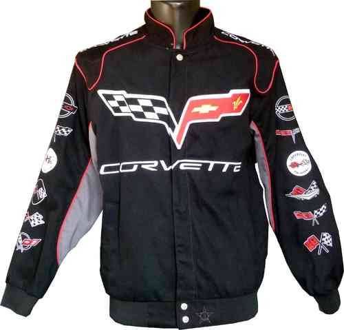 Corvette C6 Collage Jacke