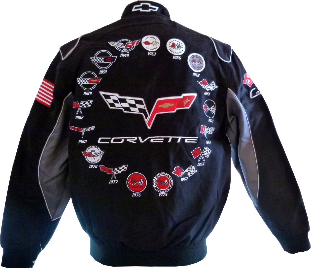 Corvette Jacket Limited Edition Us Car And Nascar