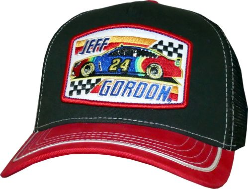 "# 24 - Jeff Gordon Cap ""Rainbow Warrior"