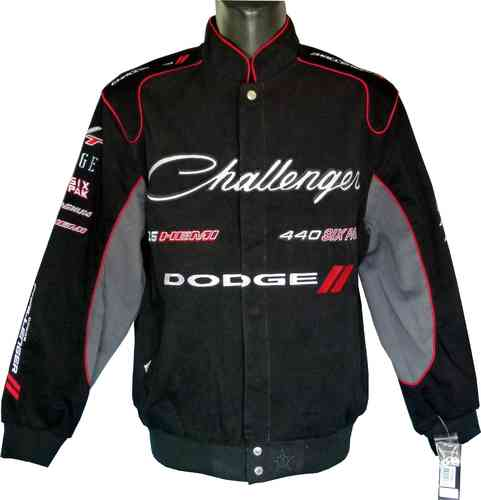 Dodge Challenger Collage Jacke