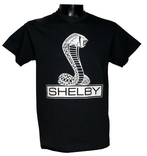 "Shelby Cobra T-Shirt  ""Snake"""