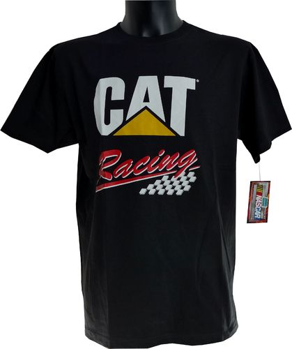 "Jeff Burton ""CAT"" T-Shirt"
