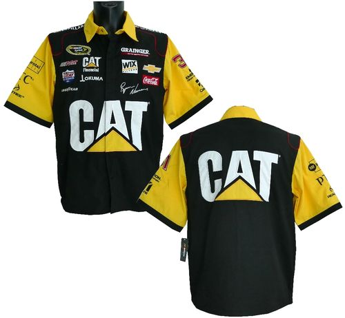 Ryan Newman - Chevy pit shirt