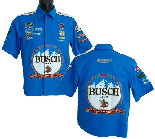 Kevin Harvick - Chevy pit shirt