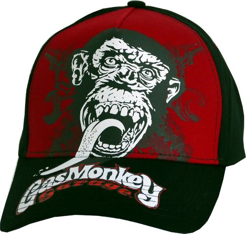"Gas Monkey Garage - Modell ""Monkey"""