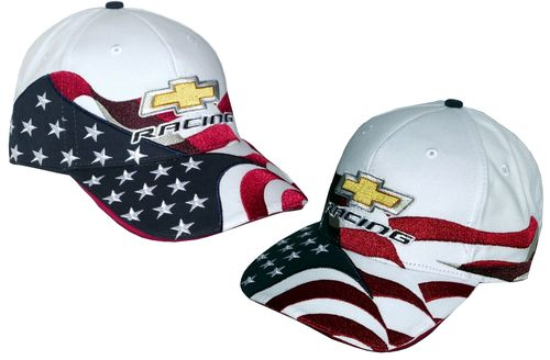 "Chevy Cap - ""Stars & Stripes"""