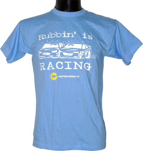 Rubbin` is racing