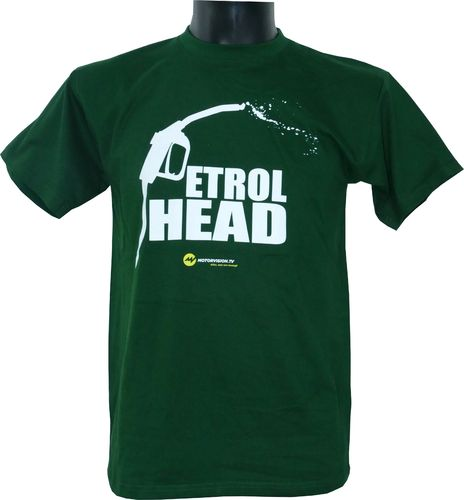 Petrol Head - green