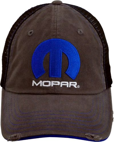 Mopar Cap - used / destroyed Look,  2017