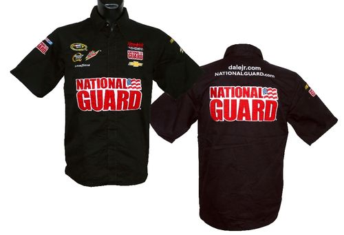 Dale Earnhardt jr. - National Guard
