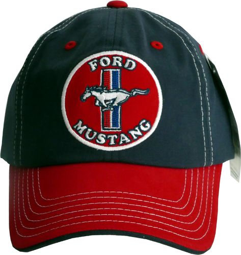 "Mustang Cap ""Patch"""