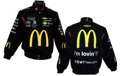 #1 - Jamie Mc Murray, MC Donalds