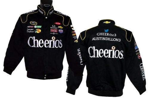 Cheerios ,  # 3 -  Austin Dillon