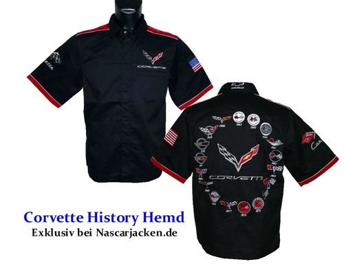 "Corvette Shirt - ""Limited Edition"" - 2018"