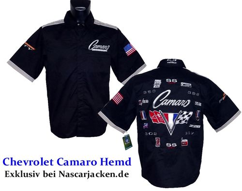 "Camaro Shirt - ""Limited Edition"" - 2018"