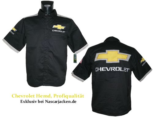 "Chevrolet Shirt - ""Limited Edition"" - 2018"