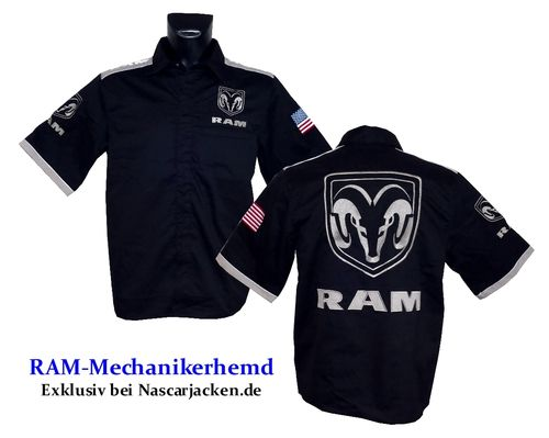"RAM- Hemd - ""Limited Edition"" - 2019"