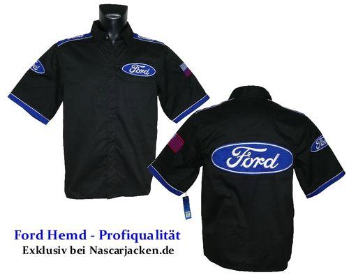 "Ford Hemd - ""Limited Edition"" - 2018"