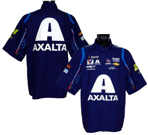 William Byron - Axalta pit shirt