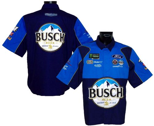 "Kevin Harvick - ""Busch Beer"" pit shirt"
