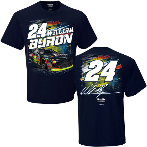 William Byron, # 24
