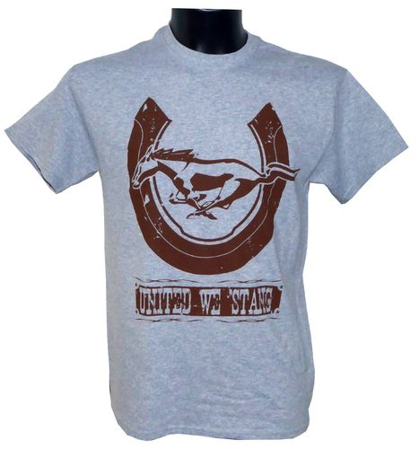 "Mustang ""Horseshoe"" T-Shirt"