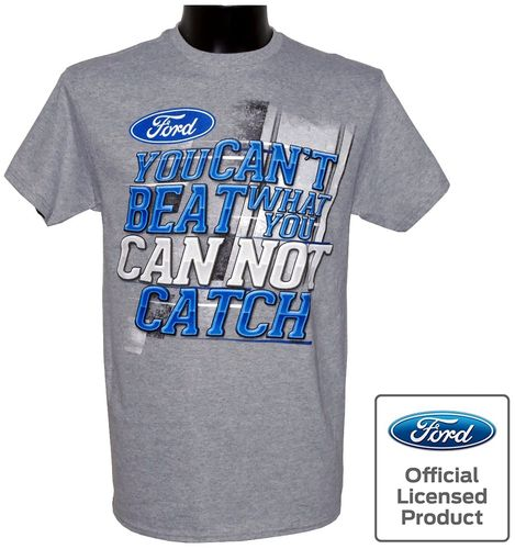 "Ford T-Shirt ""You can`t beat .."""